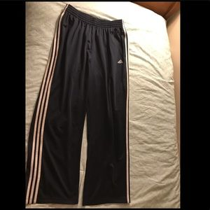 Men's Adidas Track Pants- XL